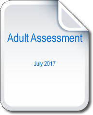 Adult Assessment